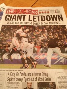 #worldseries #2012 #champs #sfgiants Twitter