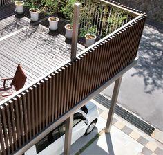 Outdoor Sofa, Outdoor Furniture, Outdoor Decor, Decks, Garage, Exterior, House Design, Future, Architecture