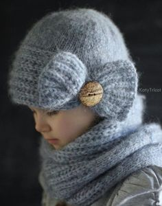 It is a KNITTING PATTERN ONLY, not the actual hat & scarf, so that you can make the item yourself with your own choice of yarn and color. NOTE: Patterns are Garnstudio Drops, Knitting Patterns, Crochet Patterns, Loop Scarf, Paintbox Yarn, Cloche Hat, Yarn Over, Stockinette, Neck Warmer