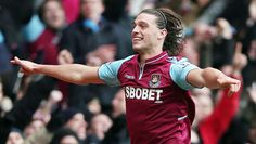 #AndyCarroll celebrating one of his two goals