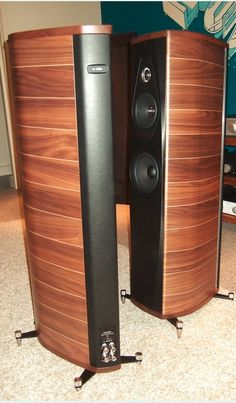 Sonus Faber Olympica II available at Audio Visual Solutions Group 9340 W. Sahara Avenue, Suite 100, Las Vegas, NV 89117. Call us for pricing & availability @ (702) 875-5561.