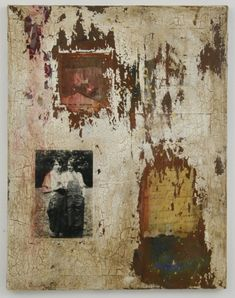 i've got a secret: mixed media on canvas using photo by paperwerks. now half price!!!!