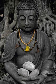 Buddha Stone poster