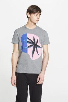 Men's MARC BY MARC JACOBS 'Cut Palm' Graphic T-Shirt