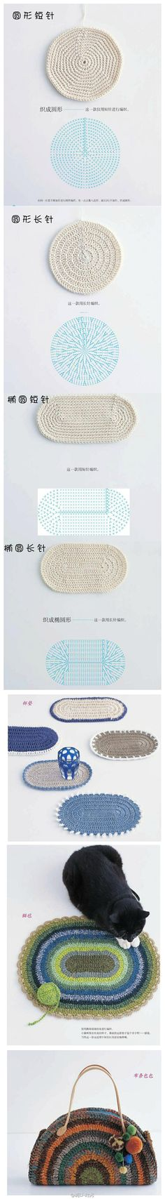 49 best Bolas images on Pinterest | Crochet ball, Hand crafts and ...