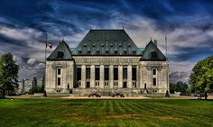 Supreme Court of Canada, Ottawa | by Digital Agent, via Flickr