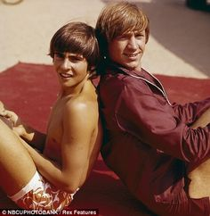 Davy Jones & Peter Tork