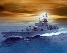 OVNI Hoje!Ex-operador de radar da Marinha do Brasil relata avistamento de OVNI a bordo do CT Pará (D27) » OVNI Hoje!