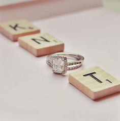 Would you tie the knot in this dazzling matched set?