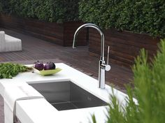 Sinks and kitchen taps Studio MAX. Search all products, brands and retailers of Sinks and kitchen taps Studio MAX: discover prices, catalogues and new features 3d Studio, Kitchen Taps, Kitchen Collection, Kitchen Trends, Sink, Design, Home Decor, Kitchen Faucets, Sink Tops