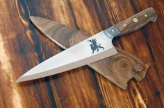 TC Blades www.tcblades.net European Chef`s knife