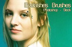 30 Free Sets of Eye Brushes for Photoshop