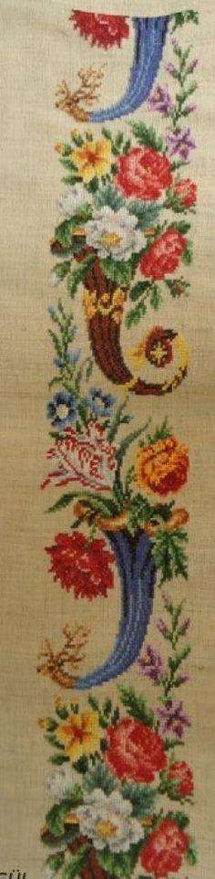 Antique Needlework Designs