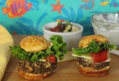 Ultimate Veggie Burger 7-13 by Fresh Food in a flash