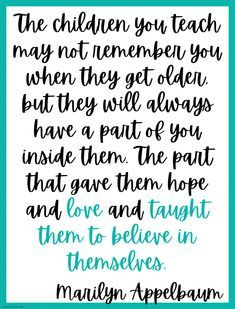 These motivational quotes for teachers can be printed out and hung wherever YOU need to see them! To all our fellow teachers out there.you are amazing and you're doing a great job! Dance Teacher Quotes, Teacher Encouragement Quotes, Best Teacher Quotes, Wishes For Teacher, Motivational Quotes For Teachers, Teacher Appreciation Quotes, Inspirational Posters, Motivating Quotes, Teacher Inspirational Quotes