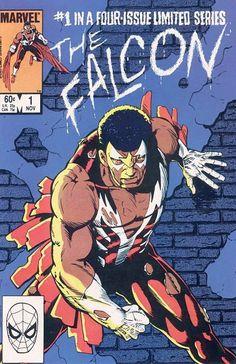 the Falcon #1 (of 4)