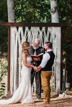 48 Most Pinned Wedding Backdrop Ideas 2020/2021 ❤ wedding backdrop ideas macrame wedding backdrop vintageandvoguephoto #weddingforward #wedding #bride