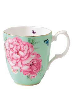 Miranda Kerr for Royal Albert Friendship Vintage Mug $30 | Nordstrom