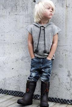 love his fashion