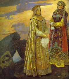 Three Tsarevnas of the Underground Kingdom