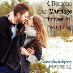 A new year is a fresh reminder that time slips by so quickly! But just because seasons pass by quickly doesn't mean we can't flourish and build into them intentionally. Here are 4 ways to strengthen your marriage- tested over time and sure to help your relationship with your spouse thrive, in any season!