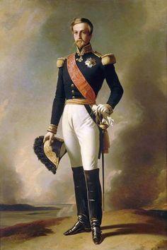 Portrait of Prince Henri, Duke of Aumale (c. 1843), Franz Xavier Winterhalter