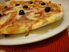 As Minhas Receitas: Pizza em 15 minutos do Jamie Oliver
