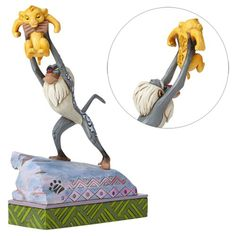 Disney Traditions The Lion King Heir to the Throne Statue - Enesco - Lion King - Statues at Entertainment Earth