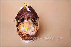 Dobry wieczór:) jak Wasze balony oklejone papierem?? wyschły?? Dziś mam dla Was drugą część kursu. A to moje jajo;))) Mó...