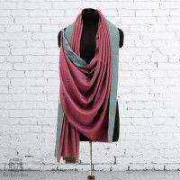 889822df11515 Shop Online Zari Reversible Pashmina Wraps at best rates from Kashmir Box.