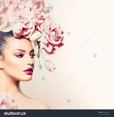 Look One Large fascinator, muted pinks.