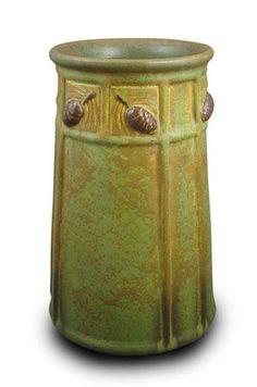Bungalow Pine E17, Ephraim Faience Pottery, Mission Pottery
