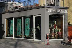 Frühjahrsdeko 2015 / Shop windows Spring 2015. www.diemercerie.com