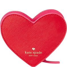 be mine heart coin purse Valentines Day Hearts, Be My Valentine, Coin Purse Wallet, Red Bags, Change Purse, Kate Spade Bag, Handbag Accessories, Wallets For Women, Unique Gifts