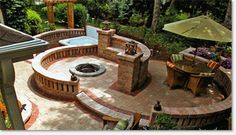 Image result for masonry landscaping ideas