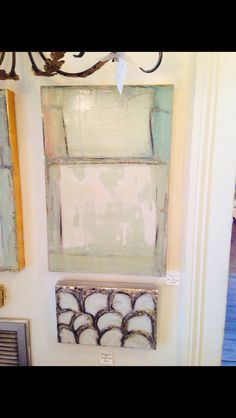 """Collection : Windows of Opportunity  """"Transcendence""""  Julie Neill Gallery  New Orleans, La"""