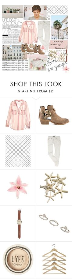 """& our hearts are stronger than we think ❀"" by eternal-paradise-xo ❤ liked on Polyvore featuring KEEP ME, Calypso St. Barth, Steve Madden, Camp, Clips, J.Crew and Topshop"