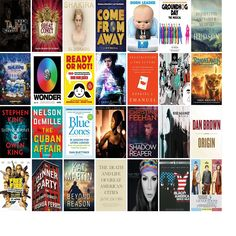 "Wednesday, June 7, 2017: The Charlotte Mecklenburg Library has ten new bestsellers, 18 new videos, 30 new audiobooks, 14 new music CDs, 31 new children's books, and 299 other new books.   The new titles this week include ""TajMo,"" ""Natasha, Pierre and the Great Comet of 1812: Original Broadway Cast Recording,"" and ""El Dorado."""