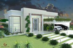 Casa Neoclássica  - Arquiteta Carolina Napy Hamad / Campina Grande PB