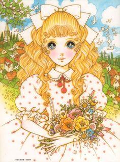 Feh Yes Vintage Manga: Photo Manga Anime, Old Anime, Manga Drawing, Manga Art, Retro Art, Vintage Art, Macoto Takahashi Art, History Of Manga, Coloring Book Art