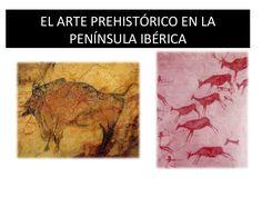 Arte Prehistórico en la Península Ibérica