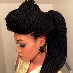 Awe Inspiring 1000 Images About Hair Ideas On Pinterest Senegalese Twists Hairstyles For Men Maxibearus
