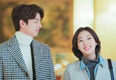 Gong yoo and Kim go eun goblin  ❤❤