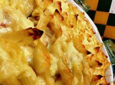 Massada de Peixe Gratinada http://grafe-e-faca.com/pt/receitas/do-mar/peixe/massada-de-peixe-gratinada-uma-maravilha/