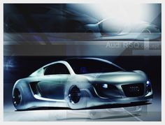 Feature: The futuristic film car, known as the Audi RSQ, was presented to the public for the first time at the 2004 New York International Automobile Sh. I Robot, My Dream, Audi, Automobile, Cars, Future, Awesome, Vehicles, Beautiful