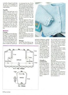 Baby Pullover, Baby Cardigan, Baby Sweaters, Baby Knitting Patterns, Free Pattern, Baby Kids, Knit Crochet, Album, Baby Knitting