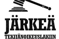 """1 more day left to sign the law proposal for bringing common sense back to Finnish copyright legislation (""""järkeä tekijänoikeuslakiin""""): http://www.jarkeatekijanoikeuslakiin.fi/en/index.html"""
