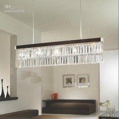 Wholesale Chandeliers - Buy Modern Crystal Chandelier,Pendant Lamp,Crystal Lamp,Dinning Room Light, $355.05   DHgate