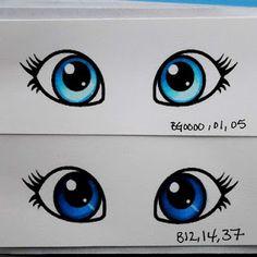fantastic Copic eye coloring tutorials