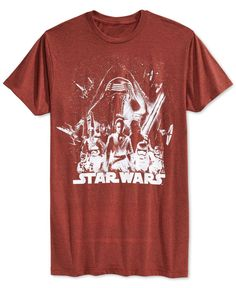 """Star Wars """"It Awakens"""" Graphic T-Shirt from Fifth Sun"""